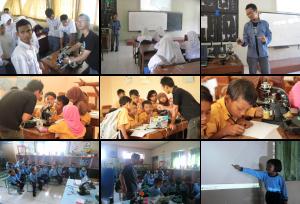 Workshop Pengenalan Mikroskop Webcam (2010-2012)